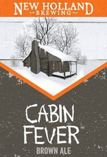 New Holland 'Cabin Fever' Brown Ale 12oz Sgl