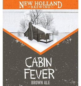 New Holland 'Cabin Fever' 12oz Sgl
