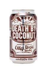 Oskar Blues 'Death by Coconut' Irish Porter 12oz Sgl (Can)