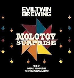 Evil Twin 'Molotov Surprise' 12oz Sgl