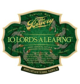 The Bruery '10 Lords-a-Leaping' 750ml