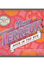 The Bruery 'Sour in the Rye w/ Passionfruit, Orange, and Guava' 750ml