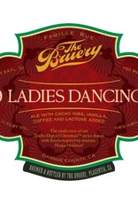 The Bruery '9 Ladies Dancing' Ale w/ Cacao Nibs, Vanilla, Coffe, and Lactose Added 750ml