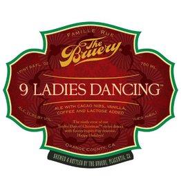 The Bruery '9 Ladies Dancing' 750ml
