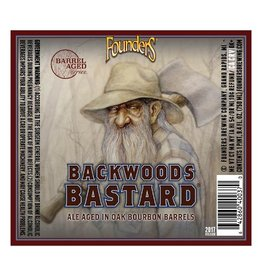 Founders 'Backwoods Bastard' Ale 750ml