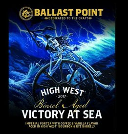 Ballast Point 'High West Barrel Aged Victory at Sea' 12oz Sgl