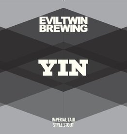 Evil Twin 'Yin' 12oz Sgl (Can)