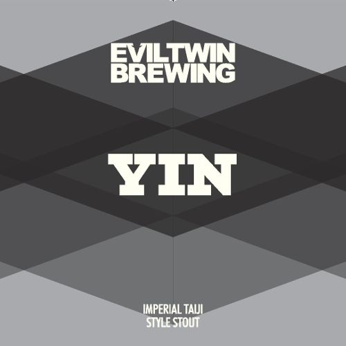 Evil Twin 'Yin' Imperial Stout 12oz Sgl (Can)
