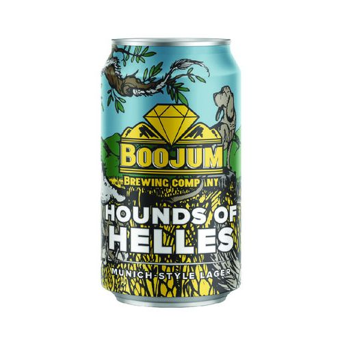 Boojum BooJum 'Hound of Helles' 12oz Sgl (Can)