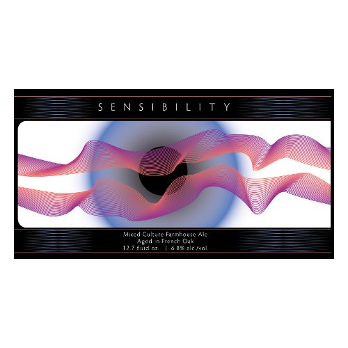 Blackberry Farm Brewery 'Sensibility' Muxed Culture Farmhouse Ale Aged in French Oak 375ml