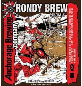 Anchorage 'Rondy Brew' 750ml