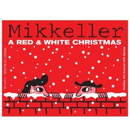Mikkeller 'Red & White Christmas' 16oz Sgl (Can)