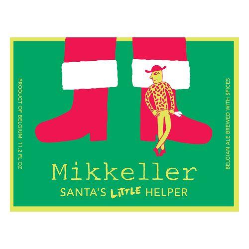 Mikkeller Santa's Little Helper' Ale 330ml