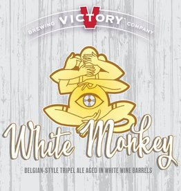 Victory 'White Monkey' Belgian-Style Tripel Aged in Wine Barrels 750ml