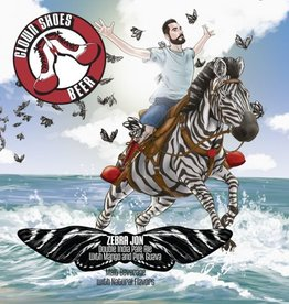Clown Shoes 'Zebra Jon' Double IPA 16oz Sgl (Can)