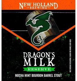 New Holland 'Dragon's Milk Reserve - Mocha Mint' 12oz Sgl