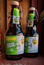 BFM '√400' Barrel-aged Saison brewed w/ Grapes 330ml