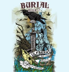 Burial 'Ulfberht' Baltic Porter w/ Juniper 16oz Sgl (Can)