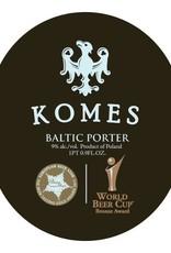 Fortuna 'Komes' Baltic Porter 500ml