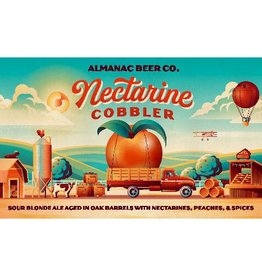 Almanac 'Nectarine Cobbler' 375ml