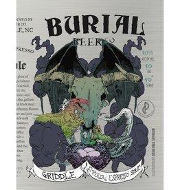 Burial 'Griddle' Imperial Espresso Stout 16oz Sgl