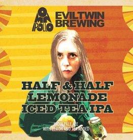 Evil Twin 'Half and Half' Iced Tea IPA 12oz Sgl (Can)