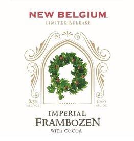 New Belgium 'Imperial Frambozen with Cocoa' 22oz