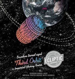 Ecliptic 'Bourbon Barrel-Aged Third Orbit' Imperial Cherry Porter 22oz