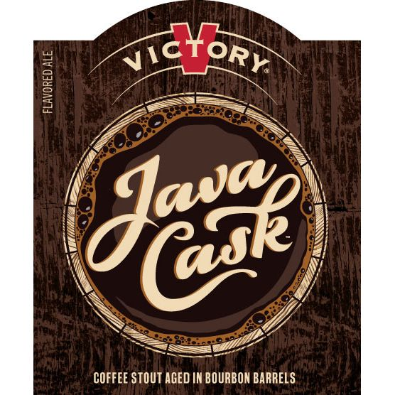 Victory 'Java Cask' Coffee Stout aged in Bourbon Barrels 12oz Sgl