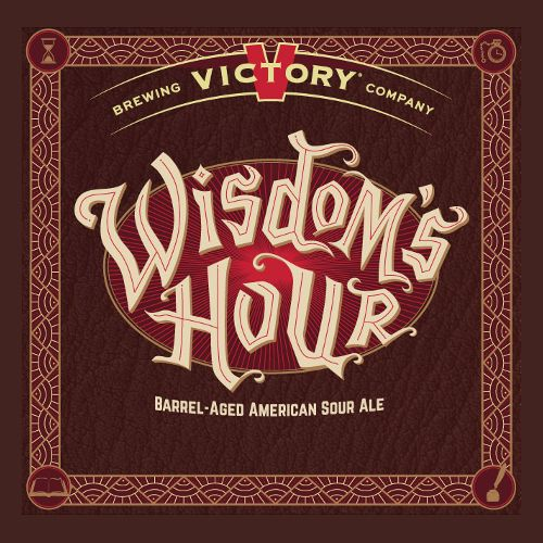 Victory 'Wisdoms Hour' Barrel-aged Sour Ale 750ml