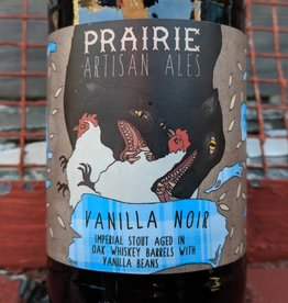 PRAIRIE 'Vanilla Noir' Imperial Stout 12oz Sgl