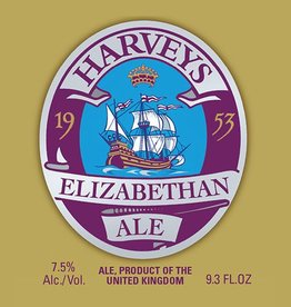 Harveys 'Elizabethan Ale' 9.3oz Sgl