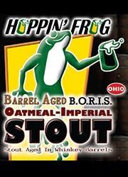 Hoppin' Frog Hoppin' Frog 'BA BORIS' 22oz