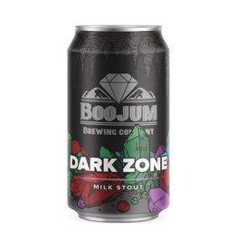 Boojum 'Dark Zone' Milk Stout 12oz Sgl (Can)