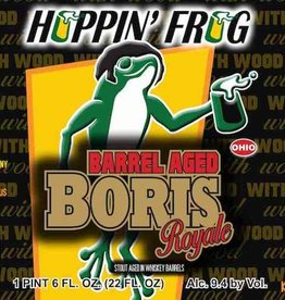 Hoppin' Frog 'Barrel Aged BORIS Royale' 12oz Sgl