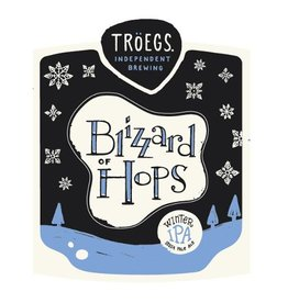 Troegs 'Blizzard of Hops' IPA 12oz Sgl