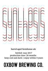 Oxbow 'Synthesis' Barrel-aged Farmhouse Ale 500ml