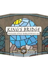 D9 'King's Bridge' English Barleywine 12oz Sgl