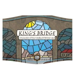 D9 'King's Bridge' English Barleywine 12oz Sgl