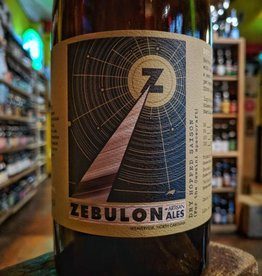 Zebulon Artisan Ales 'Dry Hopped Saison for the Cassini Spacecraft' 750ml