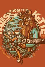 21st Amendment 'Tales from the Kettle' Scotch Ale w/ Black Tea Leaves 12oz (Can)