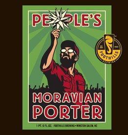 Foothills 'Moravian Porter' 22oz
