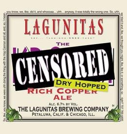 Lagunitas 'Censored' Dry Hopped Rich Copper Ale 12oz Sgl