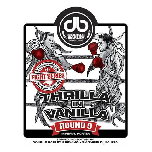 Double Barley Double Barley 'Thrilla 9' 22oz