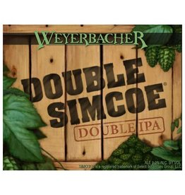 Weyerbacher 'Double Simcoe' Imperial IPA 16oz Sgl (Can)