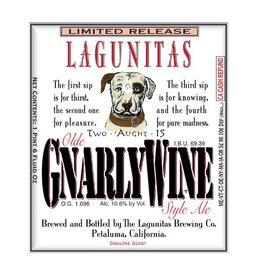 Lagunitas 'Olde Gnarlywine' Style Ale 22oz