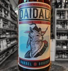 Daidala 'Barrel Bruiser' Barrel-Aged Hard Cider 500ml
