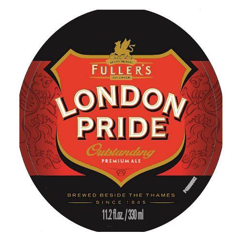 Fuller Smith & Turner 'London Pride' 12oz Sgl