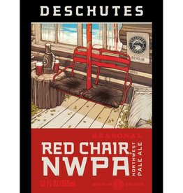 Deschutes 'Red Chair NWPA' North West Pale Ale 12oz Sgl
