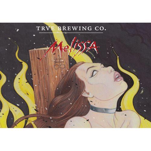 TRVE 'Melissa' Mixed Culture Petite Saison 375ml